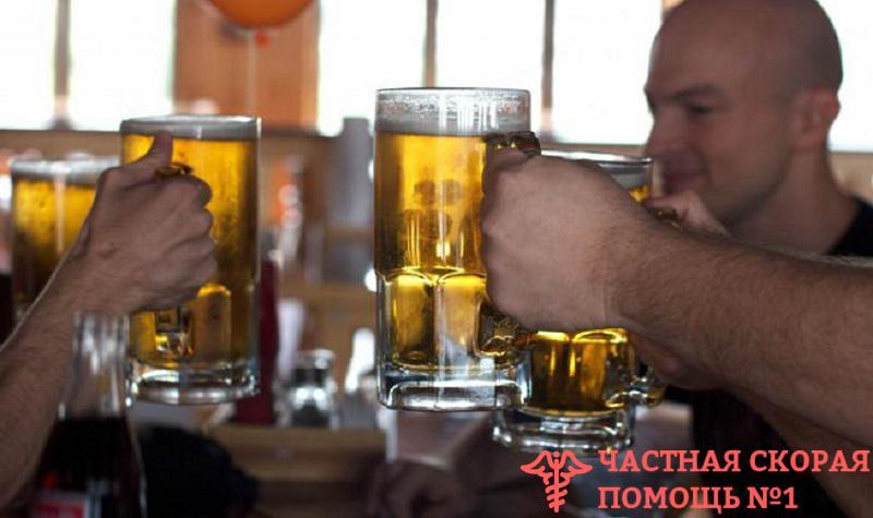 Лечение пивного алкоголизма в Краснодаре